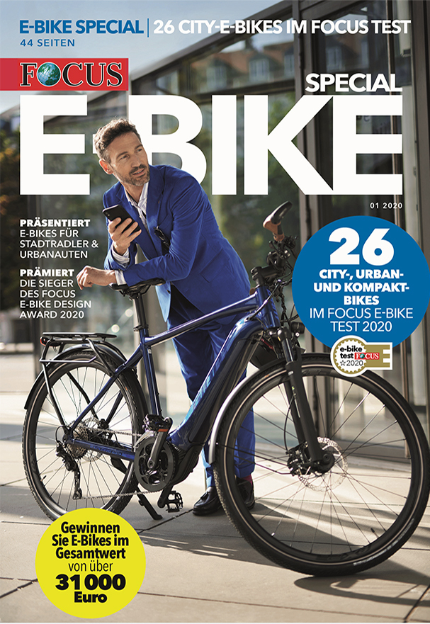FOCUS E-BIKE Special Cover